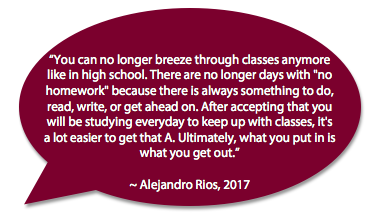 Alejandro Rios, 2017